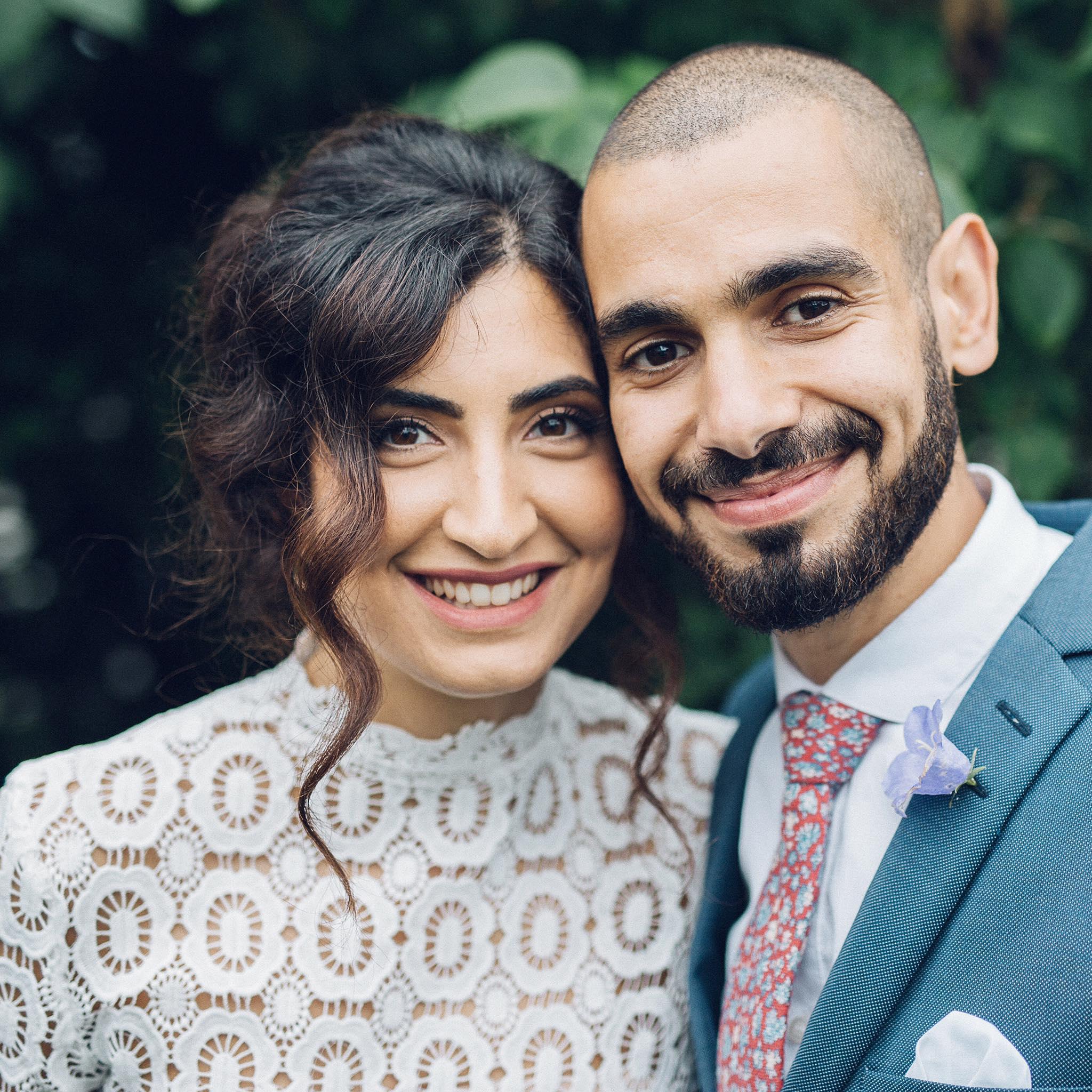 Bröllopsfotografering i Oxie