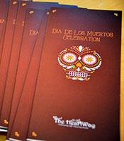 Dia De Los Muertos Celebration programs