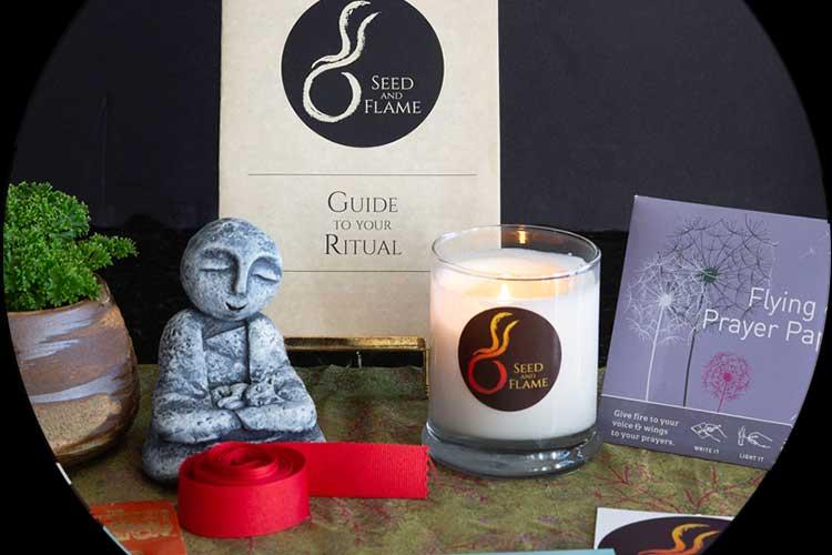 © Healing Ritual Kit for Cat