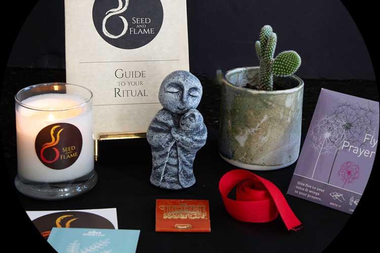 © Healing Ritual Kit for Child