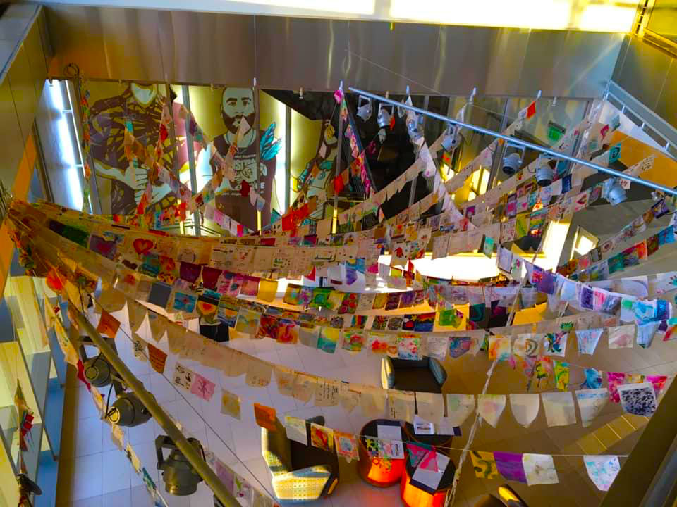 Banners and Flags Exhibit