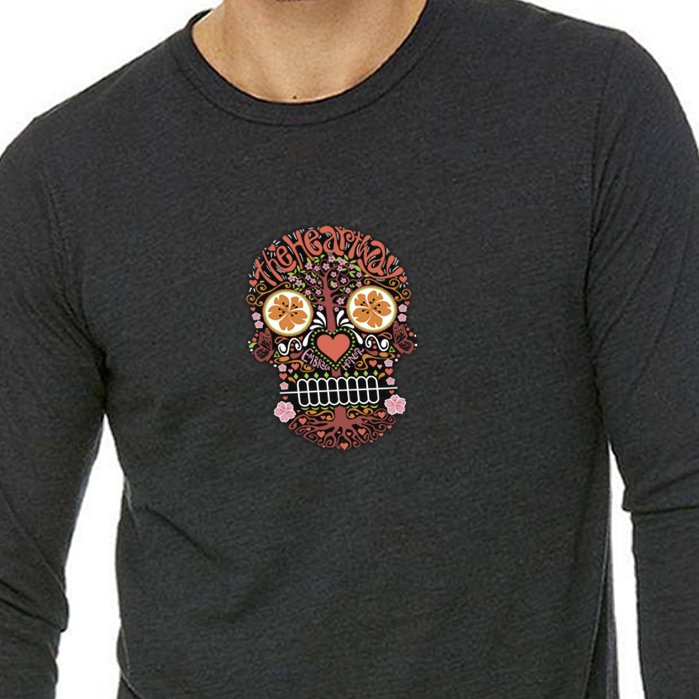 Mens Black Long Sleeve