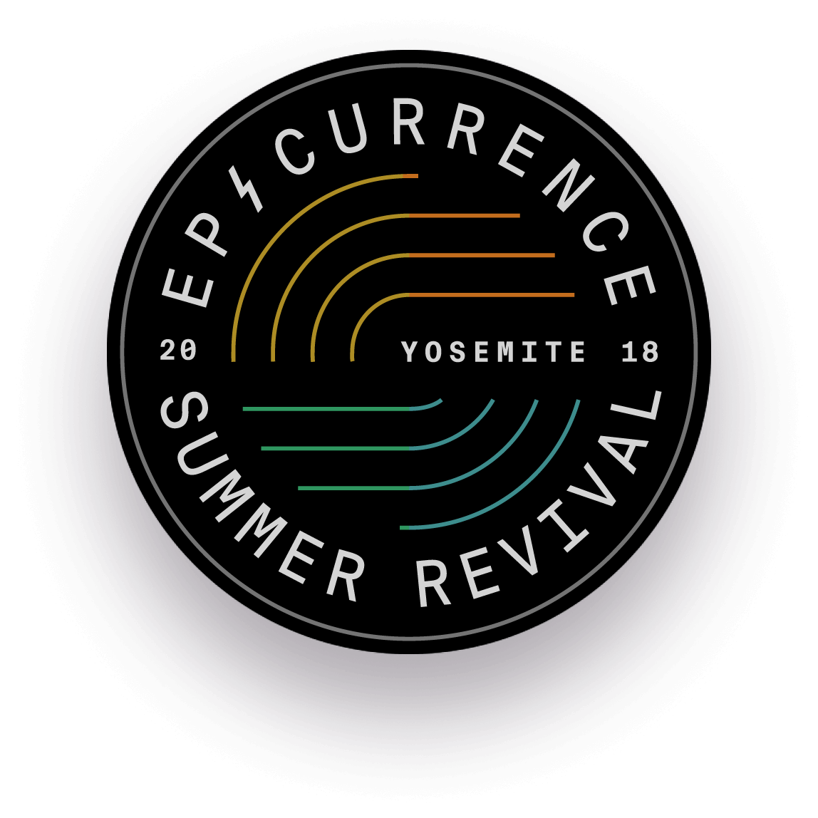Epicurrence 2018 Badge