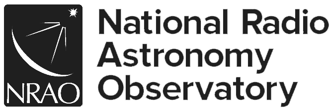 National Radio Astronomy Observatory Logo