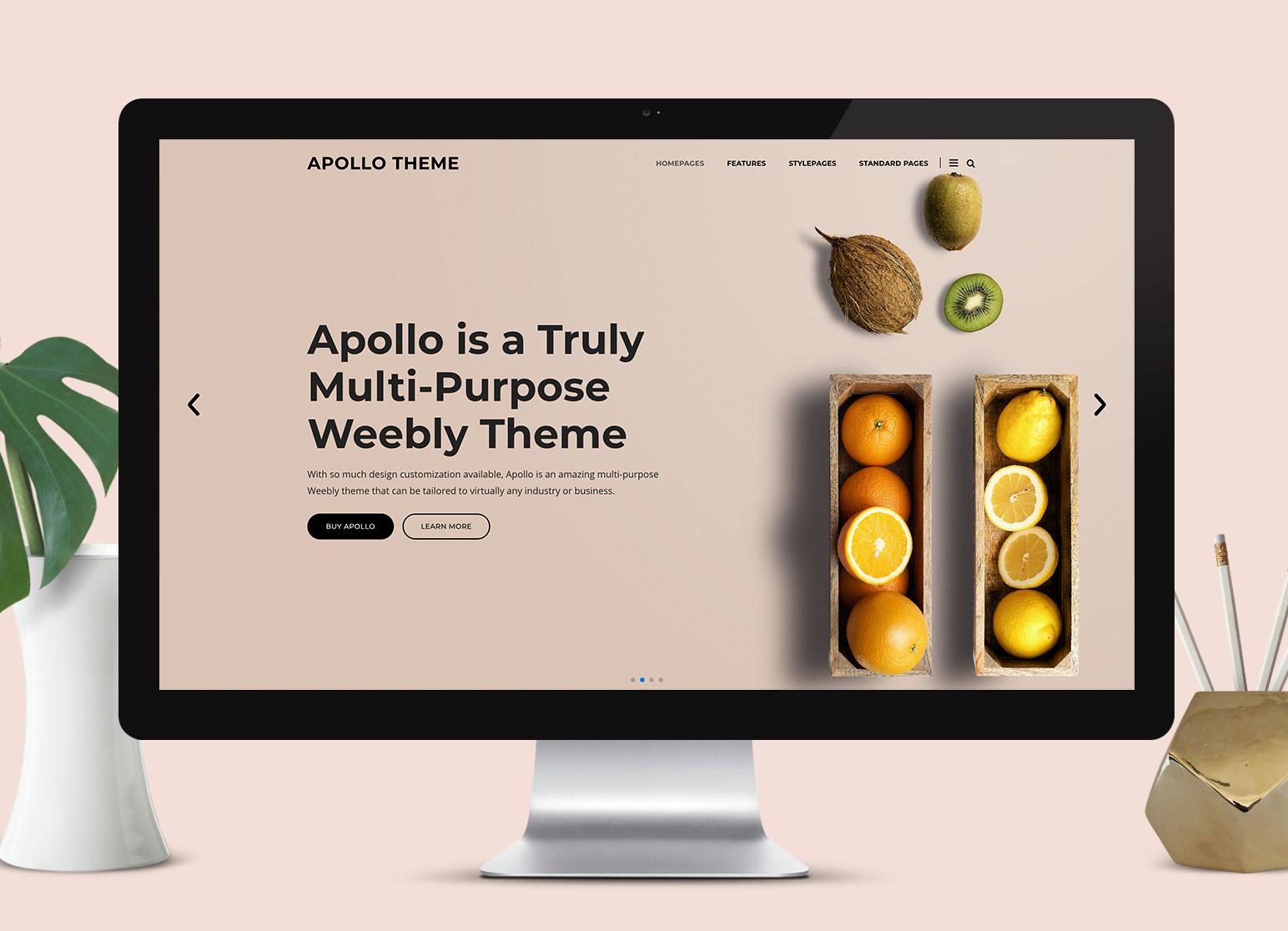 Apollo theme