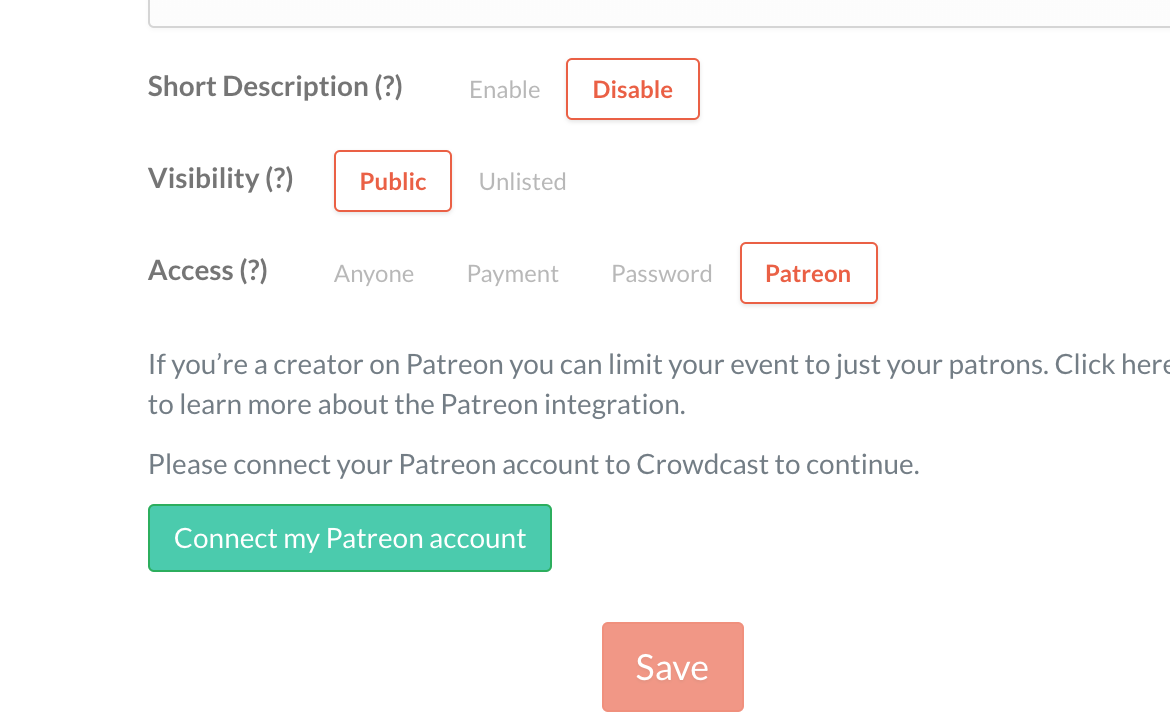 How to do members only livestreams on Patreon – Sai Hossain ...