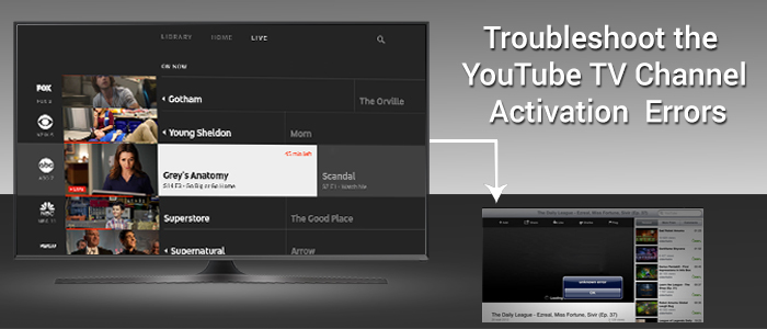 YouTubeTVComActivate - Webflow