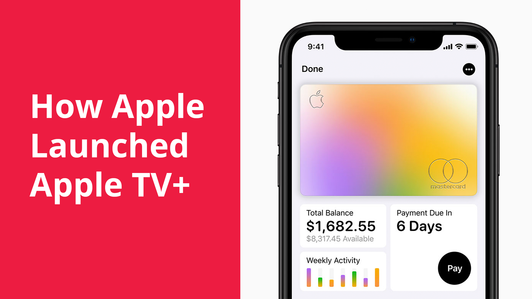 Social Marketing Snapshot: How Apple Launched  Apple TV+