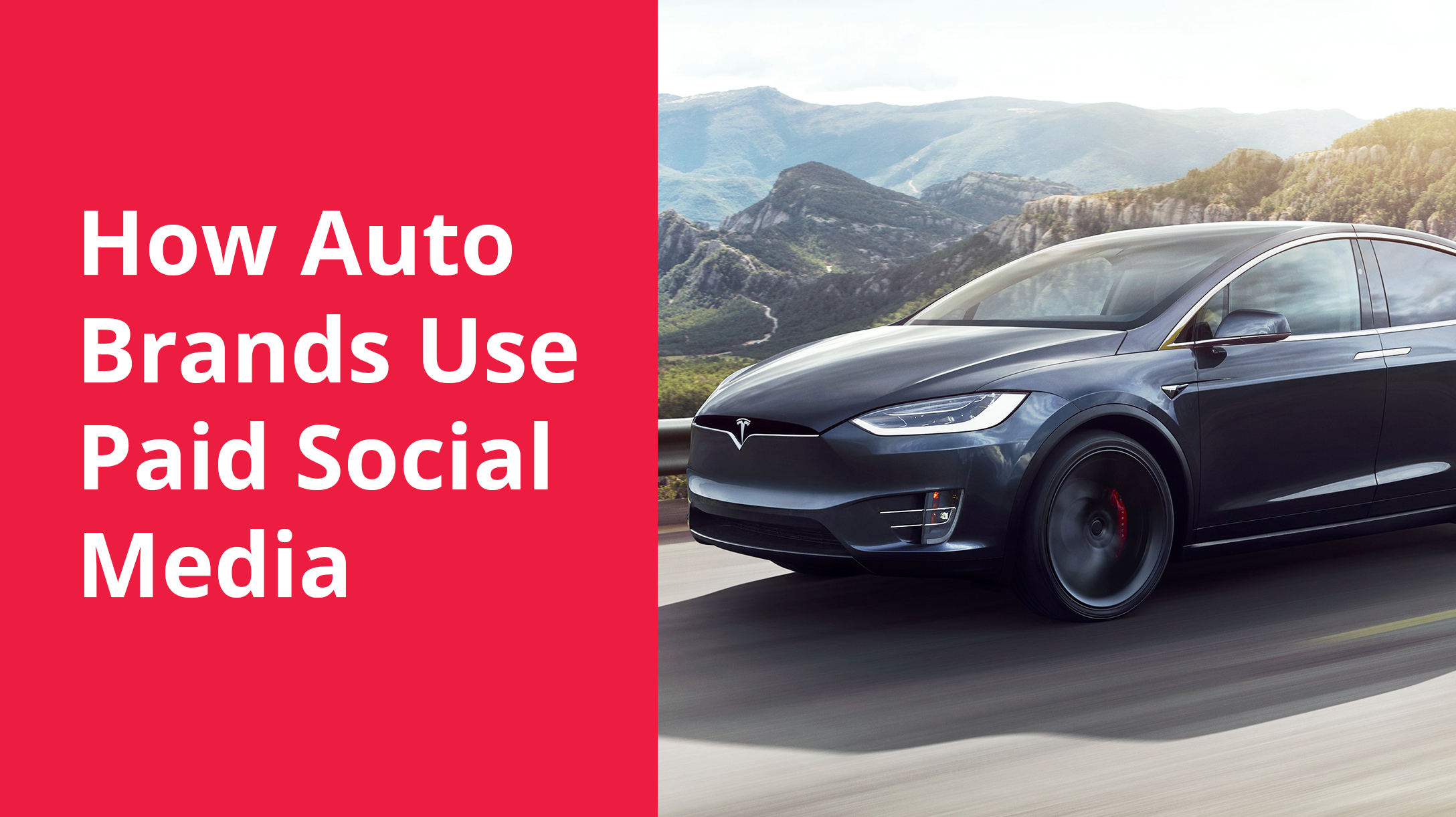 Ad Strategy Report: How Auto Brands Use Paid Social Media