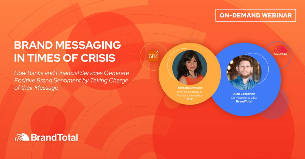 [WEBINAR] Brand Messaging in Times of Crisis