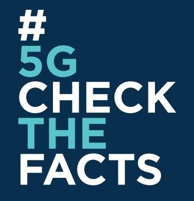 #5GCheckTheFacts logo