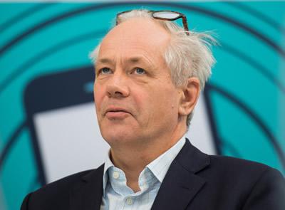 Hamish MacLeod, Director at Mobile UK