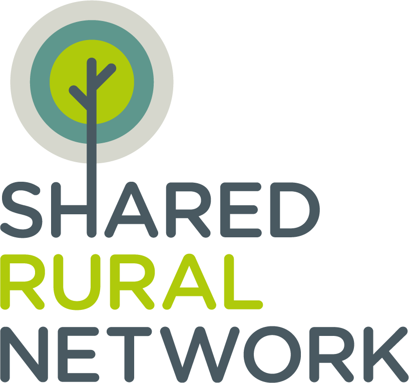 Shared Rural Network logo