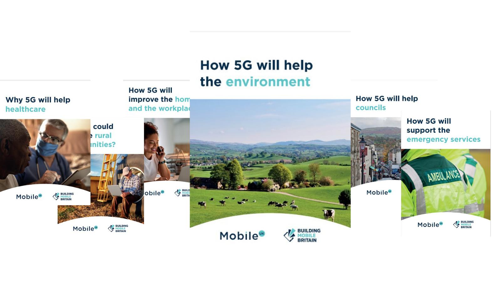 5G, Environment, CO2, Mobile