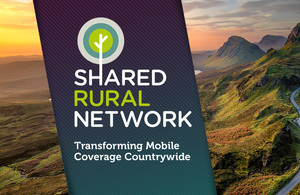 Shared Rural Network, 4G, Transparency Notice