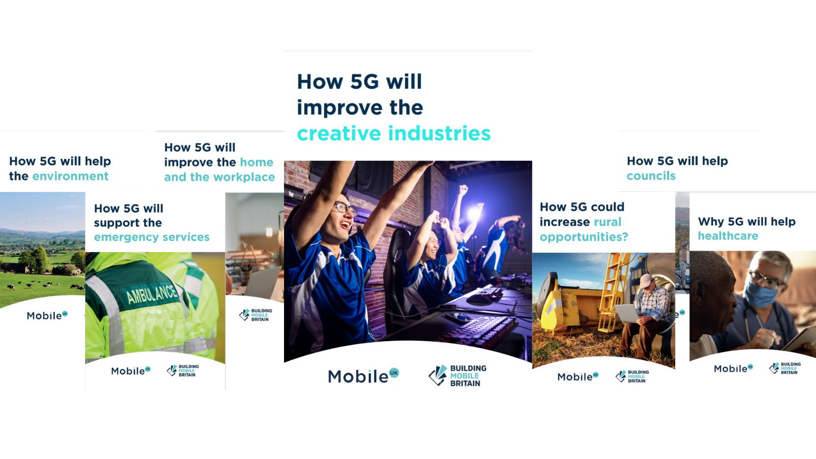 5g, #5GCheckTheFacts, Mobile, Creative Industries