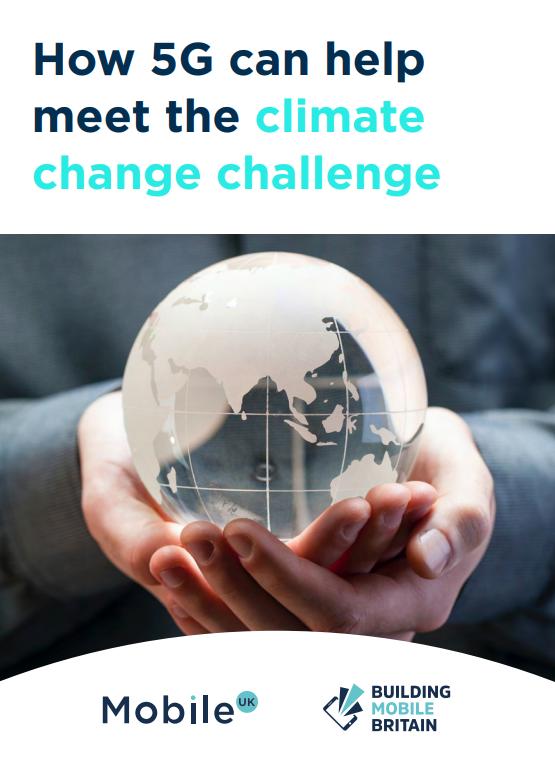 5G, Climate change, connectivity, carbon emissions