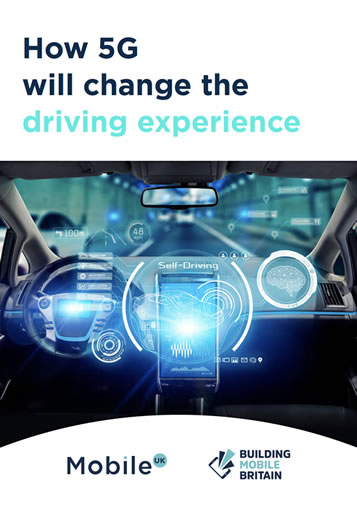 How 5G will change the driving experience mini pack cover