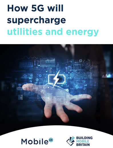 How 5G will supercharge utilities and energy - mini pack cover