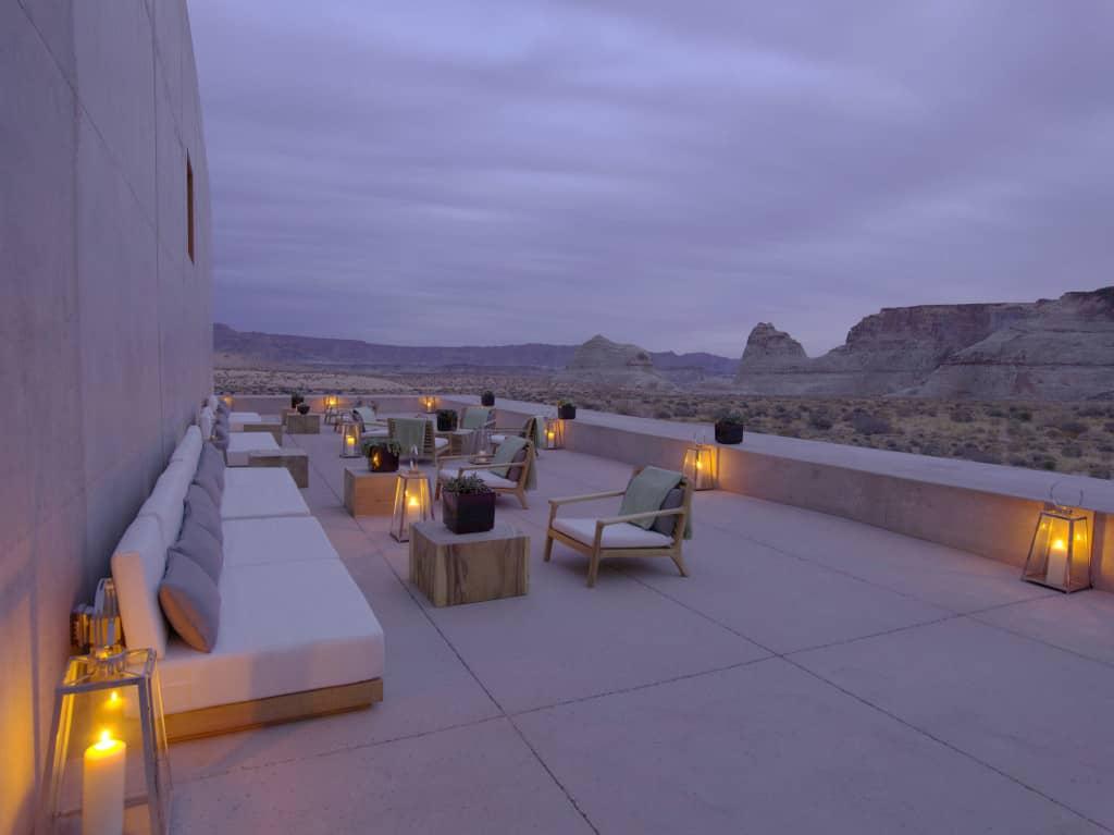 Amangiri Canyon - Viaggio di nozze Stati Uniti
