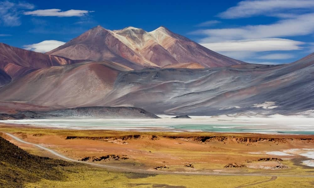 Viaggio di nozze a Gennaio - Cile