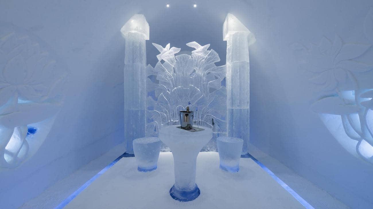 Ice Hotel - Viaggio di nozze Lapponia