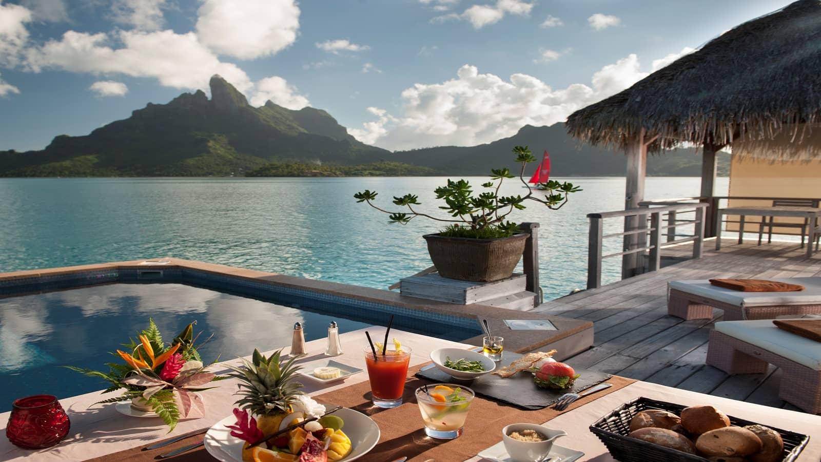 Viaggio di nozze Agosto Polinesia St Regis