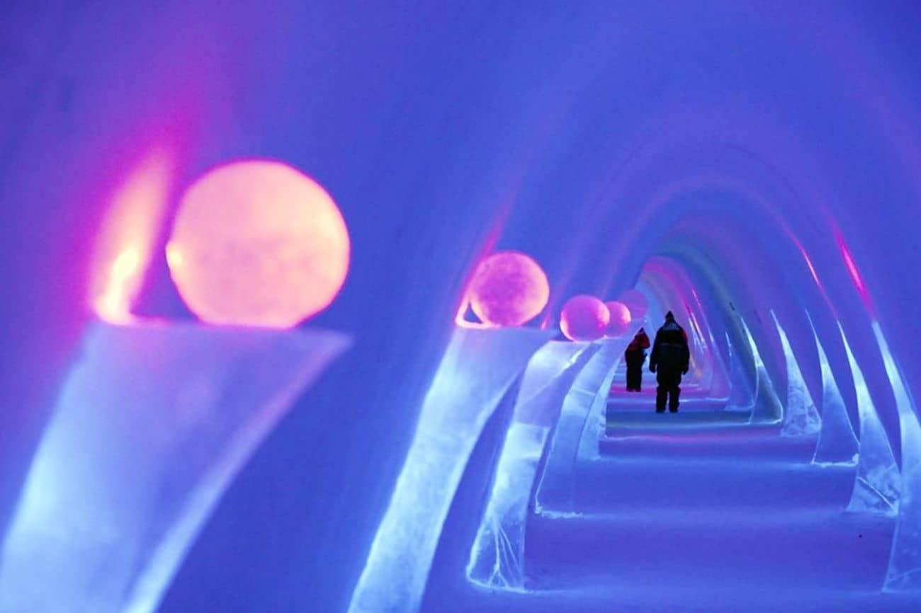 Snow Hotel - Viaggio di nozze Finlandia