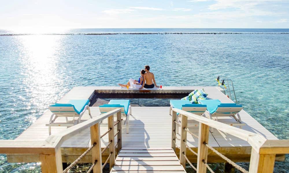 Viaggio di nozze alle Maldive