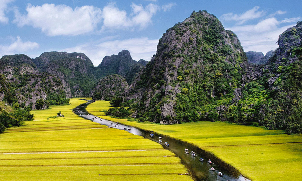 Viaggio di nozze Febbraio Vietnam Ninh Binh