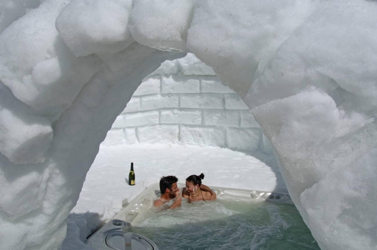 Sorrisniva - Viaggio di nozze Alpi