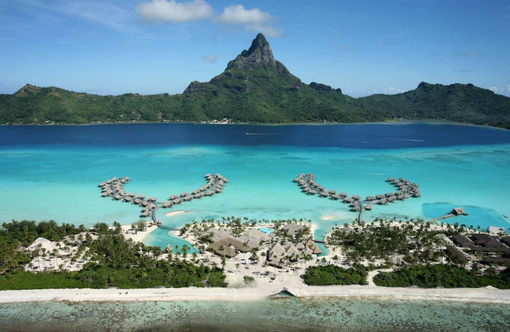 INTERCONTINENTAL THALASSO - Viaggio di nozze Polinesia