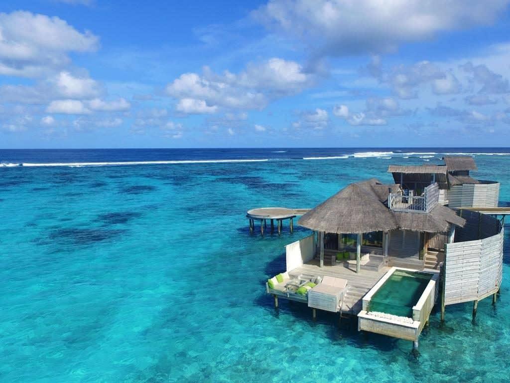Viaggio di nozze alle Maldive Six Senses Laamu