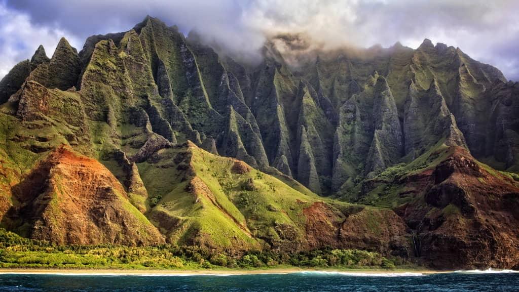 Viaggio di nozze da star - Hawaii, Jurassik Park