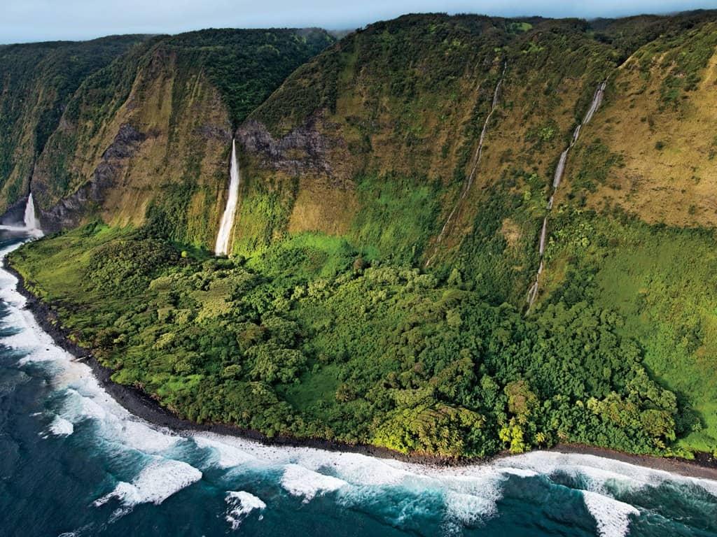 isola dove vivere - Haeaii
