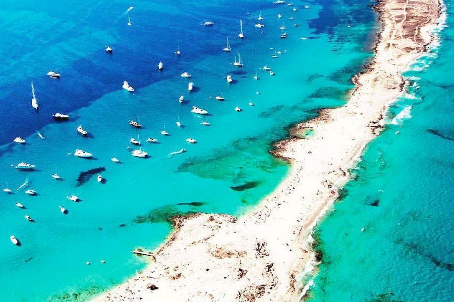 viaggio di nozze a Formentera