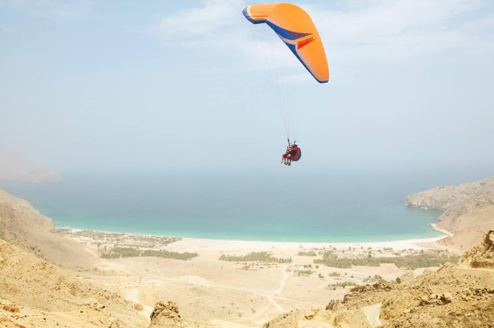 Zighy Bay - Viaggio di nozze Oman