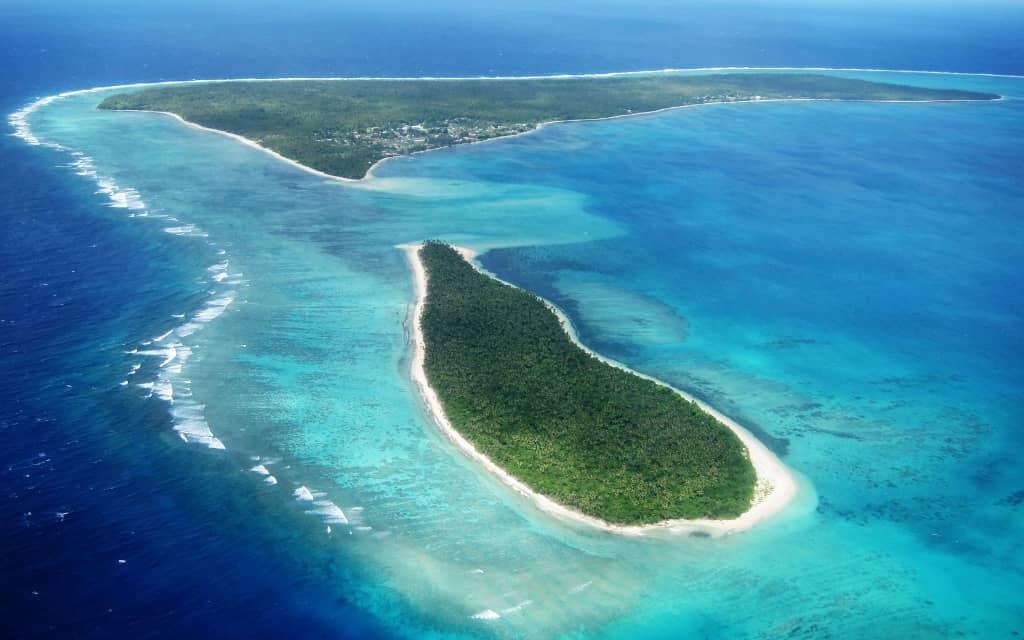 Tonga - isola dove vivere