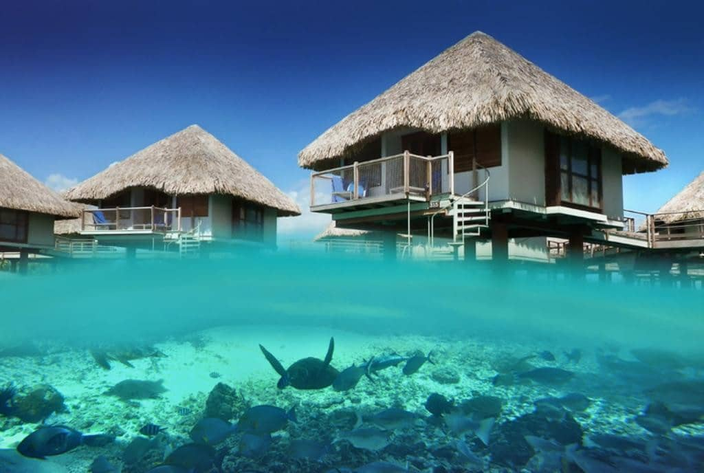 Le Meridien - Bora Bora - Viaggio di nozze Polinesia