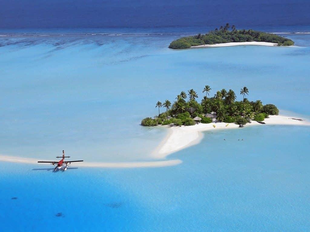 Viaggio di nozze alle Maldive idrovolante