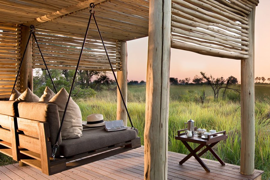 Galamping in Sudafrica And Beyond Nxabega resort