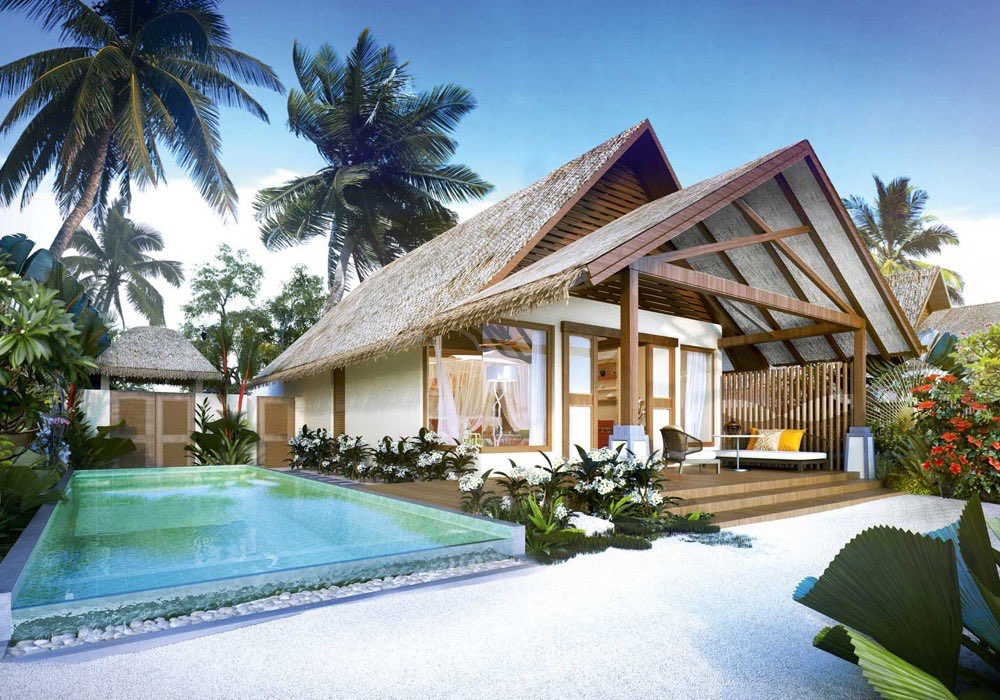 Ozen By Atmosphere at Maadhoo all inclusive Maldive beach villa