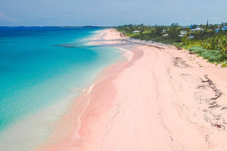 Viaggio di nozze ai Caraibi Pink Sand Beach