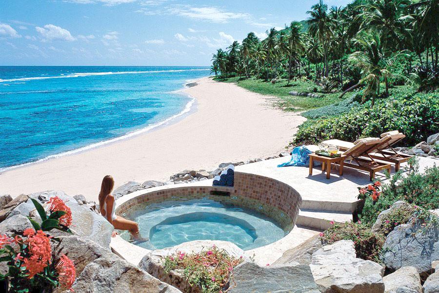 Viaggio di nozze ai Caraibi Peter Island