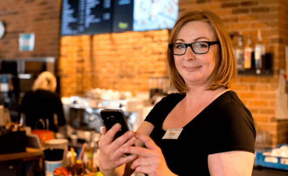 Moser's Backparadies bekommt Unterstützung vom mobileWaiter - Bestellterminal für Café