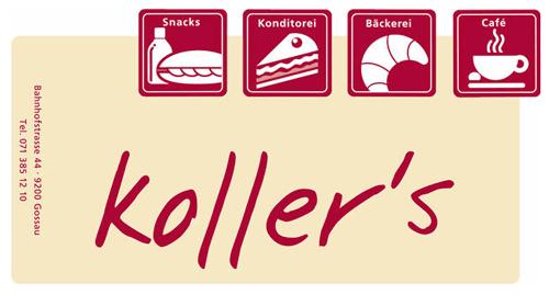 Neues HS-Soft Projekt mit Bäckerei-Konditorei Koller
