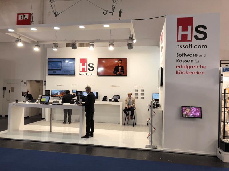 HS-Soft blicken auf eine erfolgreiche IBA 2018 zurück.