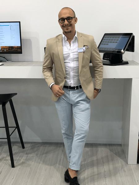 Fabio Bonolo Verkauf & Kundenbetreuung HS-Soft (IBA 2018)