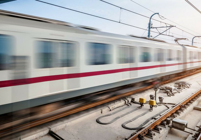 Products designed to survive vibration and heat in critical rolling stock and many trackside applications