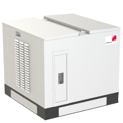 Battery Energy Outdoor Battery Cubicle